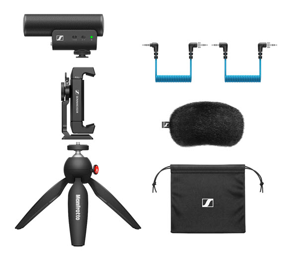 Sennheiser MKE 400 Mobile Kit